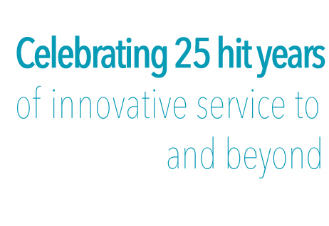 Over 20 hit years of innovative service to Broadway and beyond.
